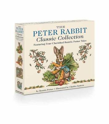 Peter Rabbit Classic Tales Mini Gift Set: Big Stories for Little Hands by Charles Santore