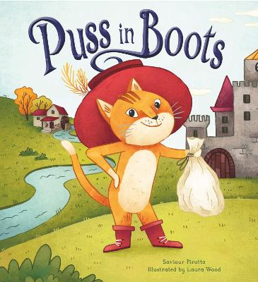 Storytime Classics: Puss in Boots by Savior Pirotta