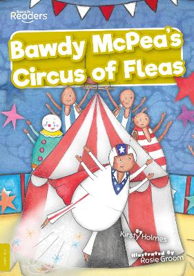 Bawdy McPea's Circus of Fleas! book
