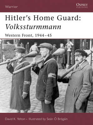 Hitler's Home Guard book