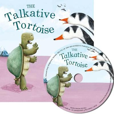 The The Talkative Tortoise by Andrew Fusek Peters