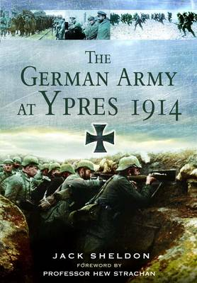 German Army at Ypres 1914 book