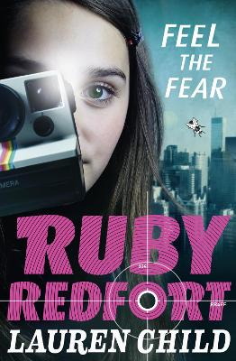 Ruby Redfort: #4 Feel the Fear book