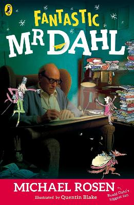 Fantastic Mr Dahl book
