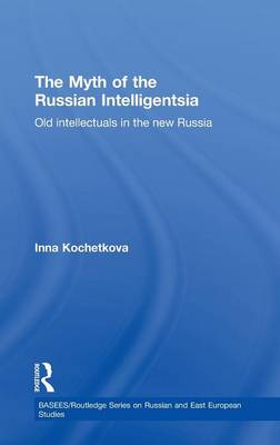 Myth of the Russian Intelligentsia book
