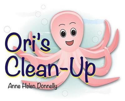 Ori's Clean Up book
