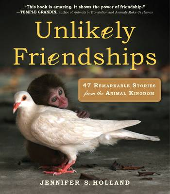 Unlikely Friendships by Jennifer S. Holland