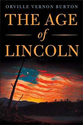 The Age of Lincoln by Vernon Burton