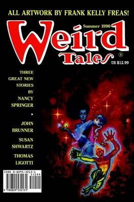 Weird Tales 297 (Summer 1990) by Nancy Springer