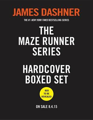 The Maze Runner Series Boxed Set by James Dashner