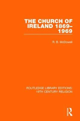 Church of Ireland 1869-1969 book