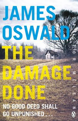 The Damage Done by James Oswald