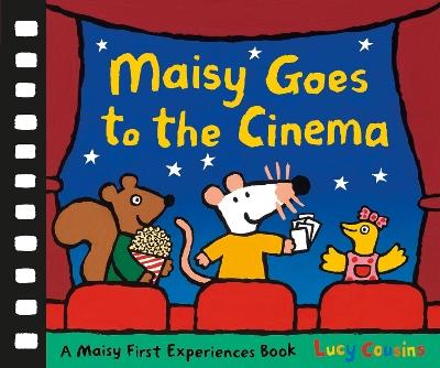 Maisy Goes to the Cinema book