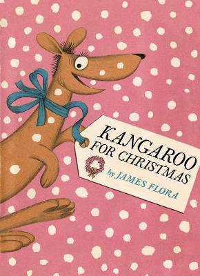 Kangaroo for Christmas book