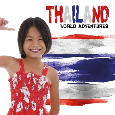 Thailand by Steffi Cavell-Clarke