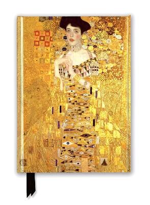 Gustav Klimt: Adele Bloch Bauer (Foiled Journal) by Flame Tree Studio