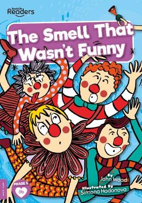 The Smell That Wasn't Funny book