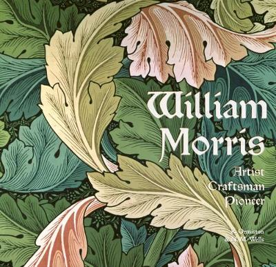 William Morris by Rosalind Ormiston