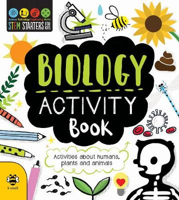 Biology Activity Book: Activities About Humans, Plants and Animals by Jenny Jacoby