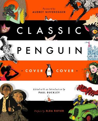 Classic Penguin: Cover To Cover book
