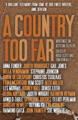 Country Too Far book