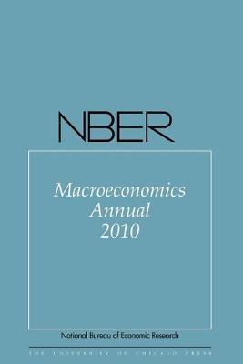 NBER Macroeconomics Annual by Daron Acemoglu