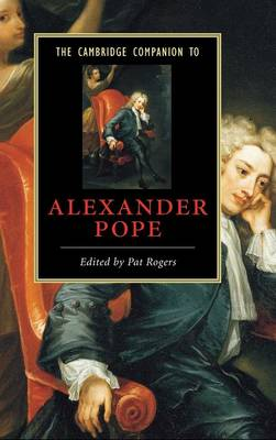 The Cambridge Companion to Alexander Pope by Pat Rogers