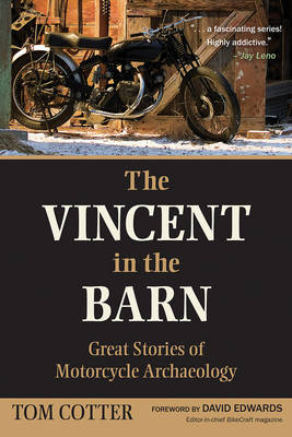 Vincent in the Barn book