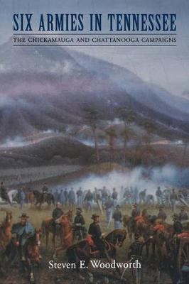 Six Armies in Tennessee book