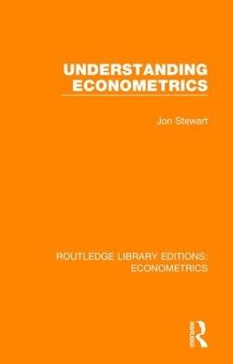 Understanding Econometrics book