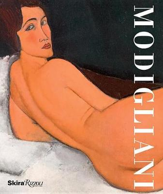 Modigliani by Nancy Ireson