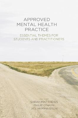 Approved Mental Health Practice book