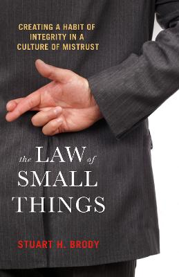 The Law Of Small Things book