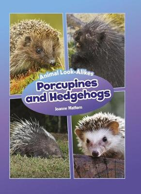 Porcupines and Hedgehogs book