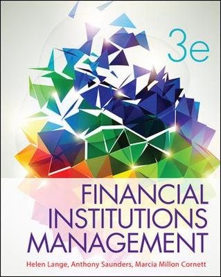 Pack Financial Institutions Management & Connect Online by Helen Lange