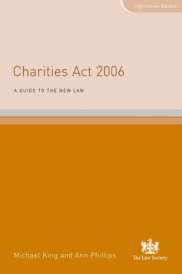 Charities Act 2006 by Michael King