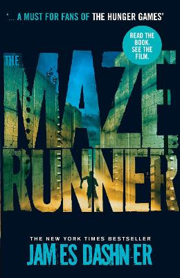 Maze Runner by James Dashner