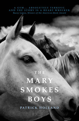 Mary Smokes Boys by Patrick Holland
