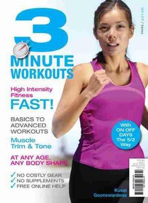 3 Minute Workouts by Kusal Goonewardena
