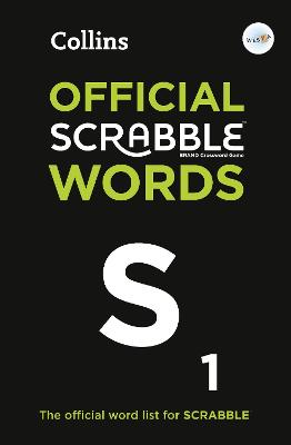 Official SCRABBLE (R) Words: The official, comprehensive wordlist for SCRABBLE (R) by Collins Dictionaries