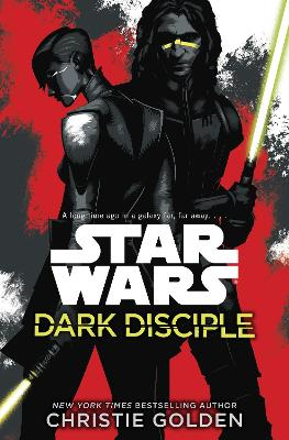 Star Wars: Dark Disciple book