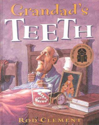 Grandad's Teeth book