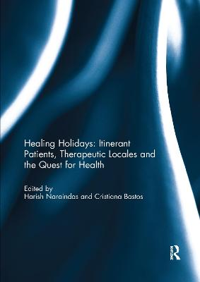 Healing Holidays: Itinerant Patients, Therapeutic Locales and the Quest for Health by Harish Naraindas
