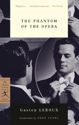 Mod Lib The Phantom Of The Opera by Gaston Leroux