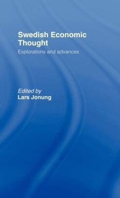 Swedish Economic Thought book