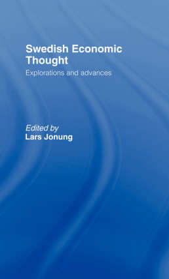 Swedish Economic Thought by Lars Jonung