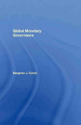 Global Monetary Governance book