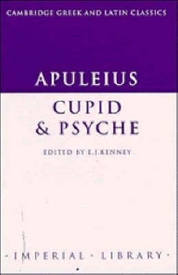 Apuleius: Cupid and Psyche book