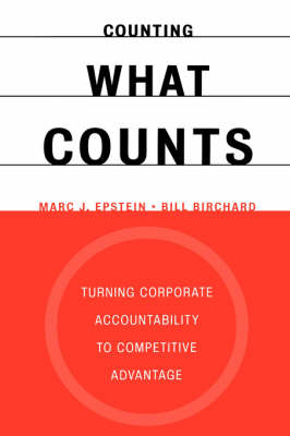 Counting What Counts by Bill Birchard
