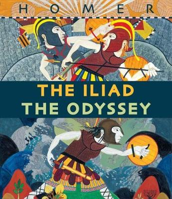 Iliad/The Odyssey Boxed Set book